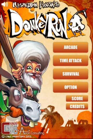 Donkey Run