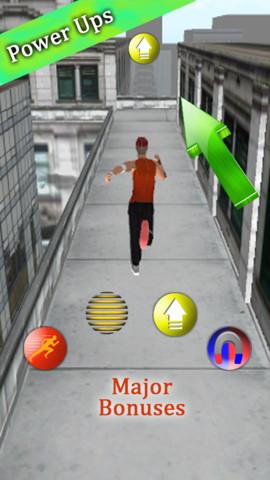 Parkour free running