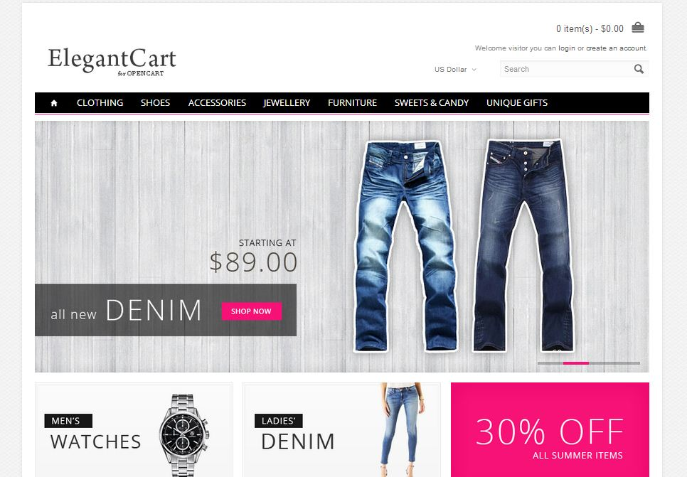 ElegantCart