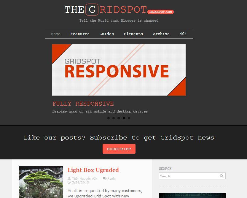 grid-spot-responsive-blogger-template
