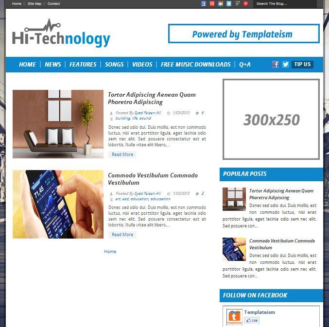 hi-tech-technology-blogger-template