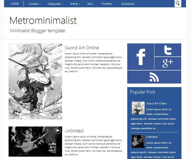 metrominimalist-blogger-template