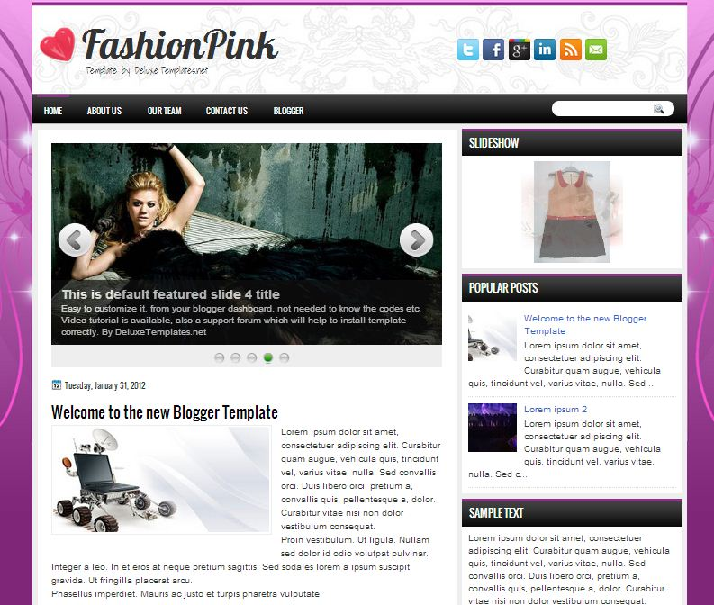 FashionPink