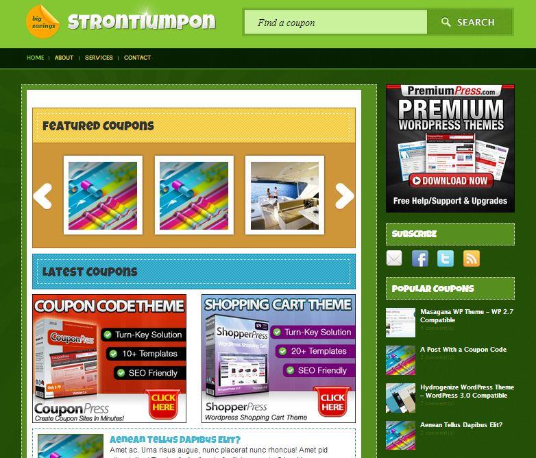 Strontiumpon