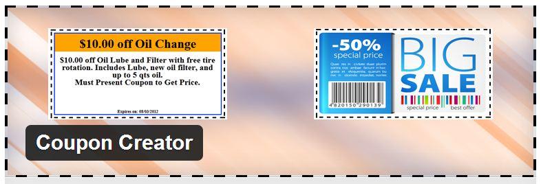 coupon creator
