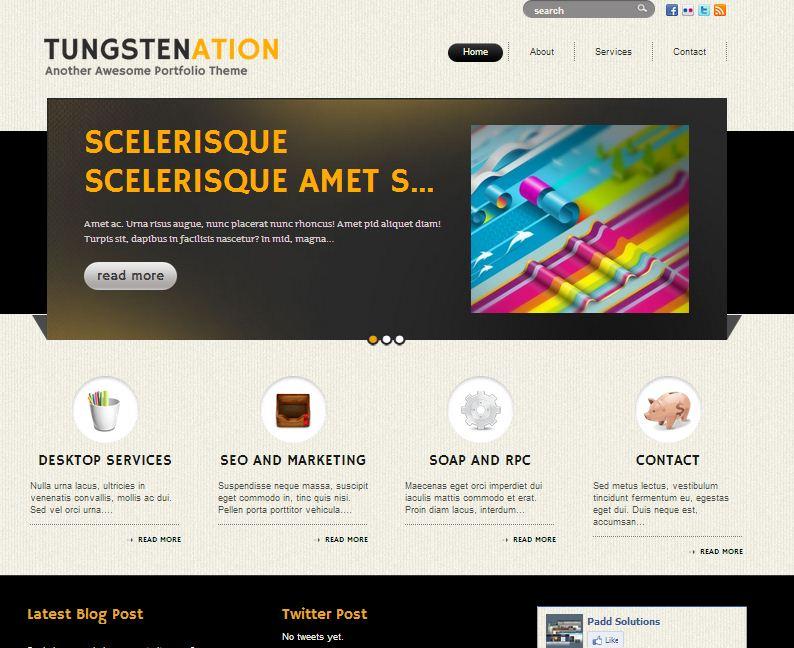 Tungstenation