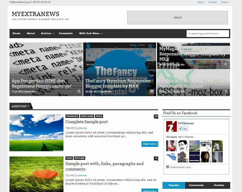 MyExtraNews