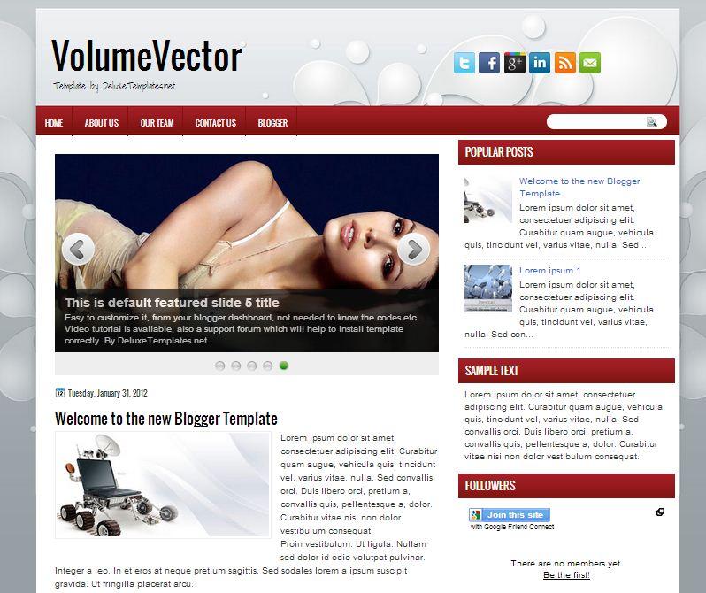 Volume Vector