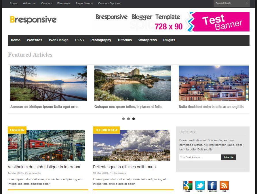 bresponsive-blogger-template-free