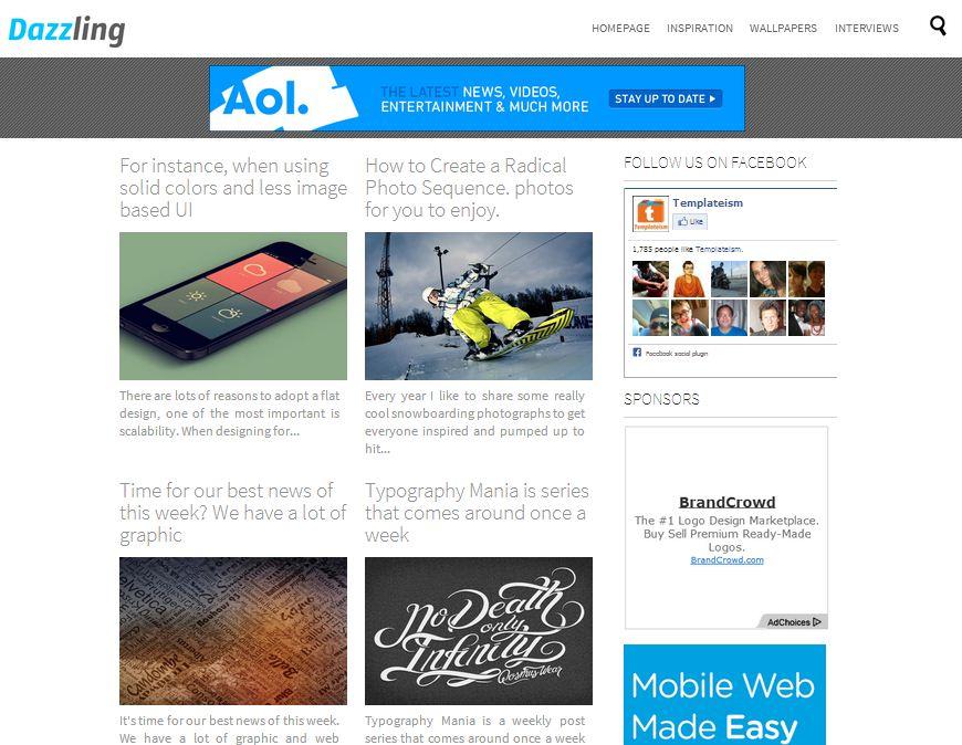 dazzling-designer-blogger-template