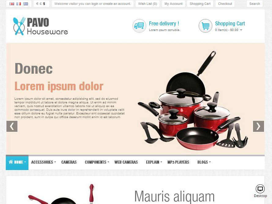 pavo houseware