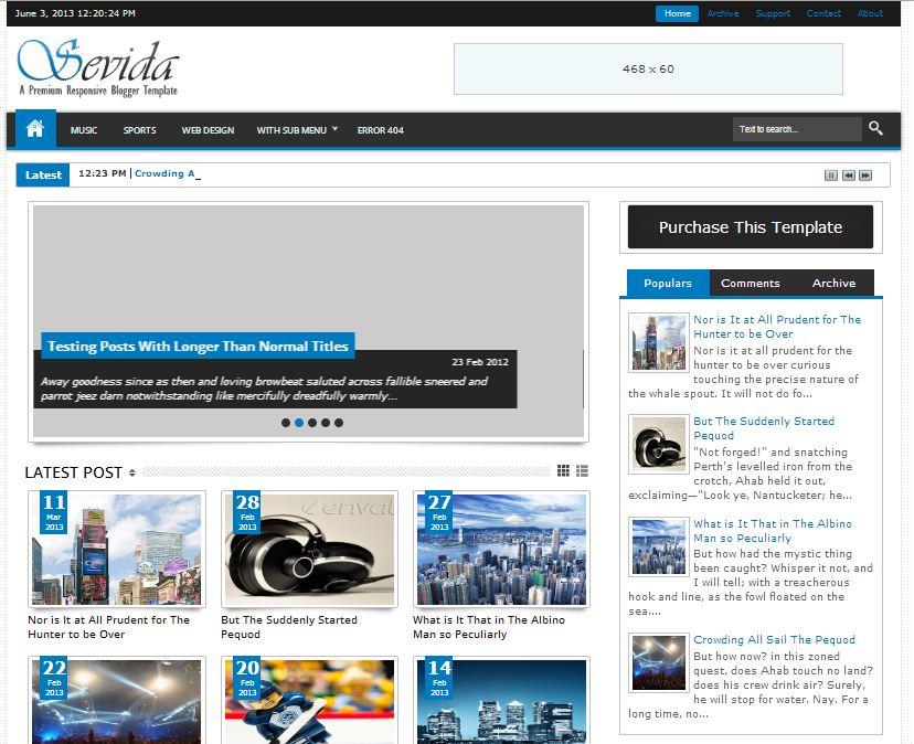 sevida-responsive-magazine-blogger-template