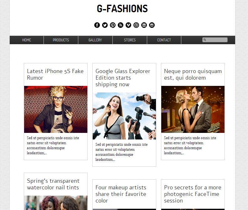 G-Fashion