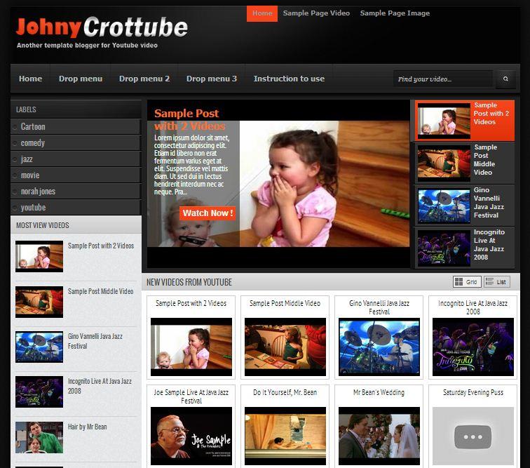 Johny Crottube