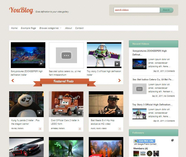 YouBlog