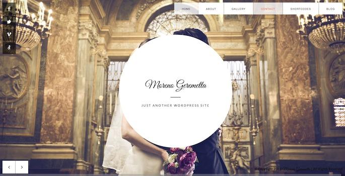 Moreno Wedding Theme